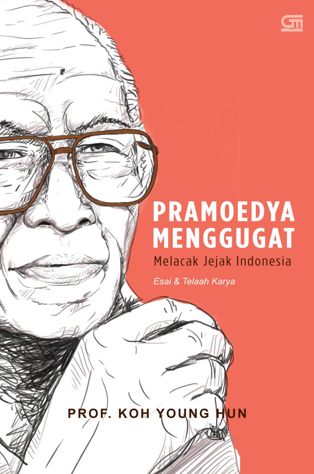 Pramoedya Menggugat, Melacak Jejak Indonesia