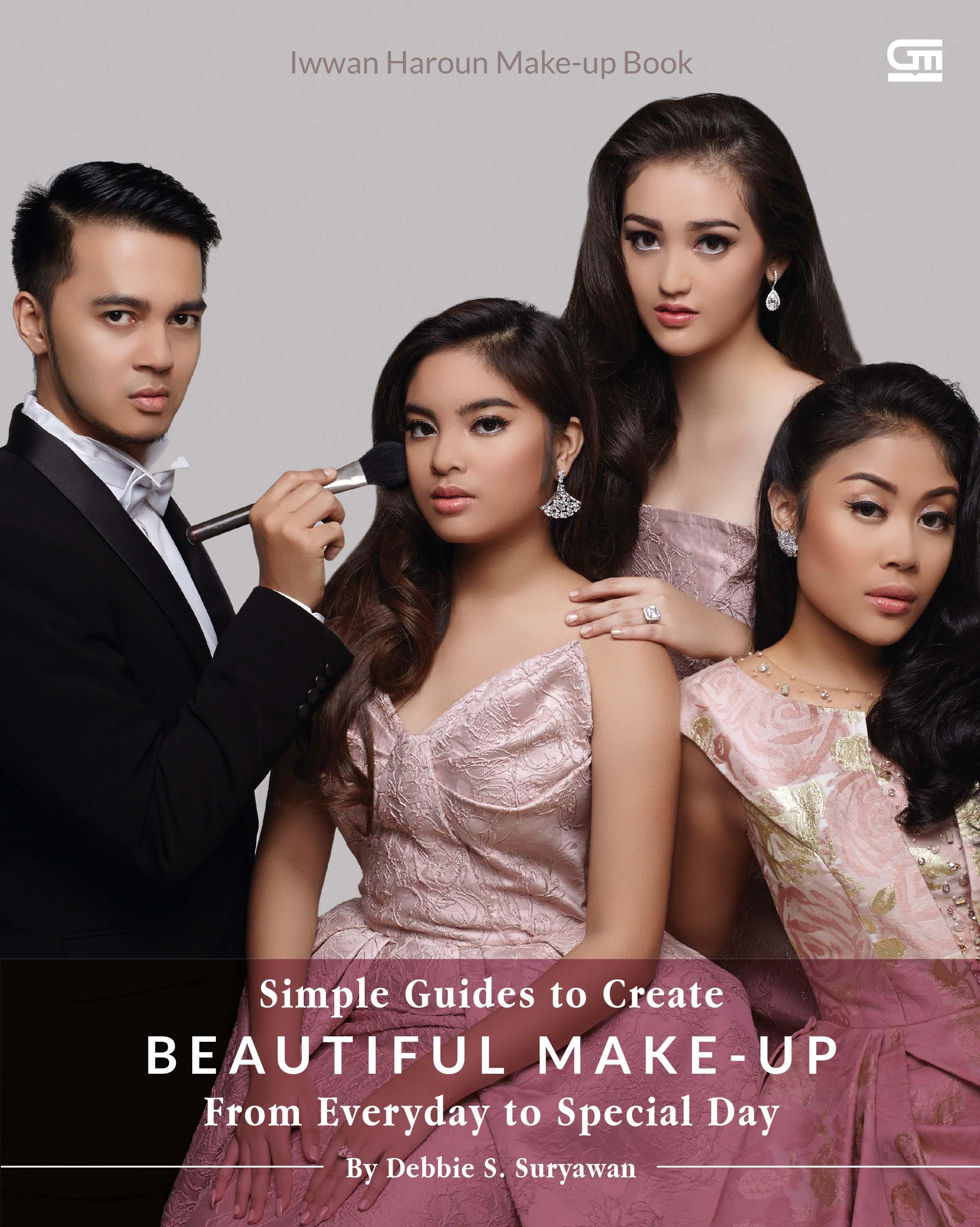 Iwwan Haroun Make-Up Book