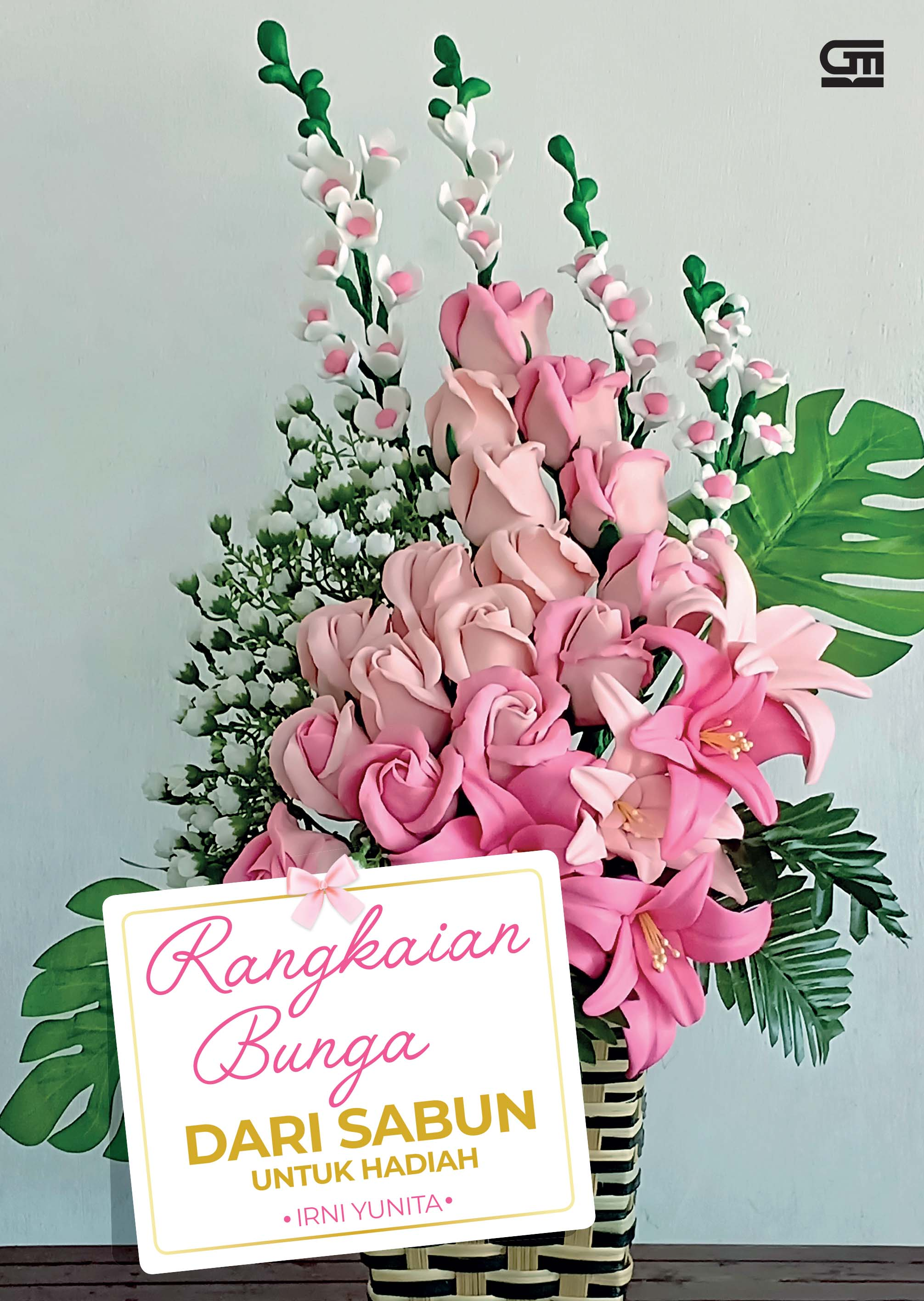 Bunga Cantik dari Sabun untuk Dekorasi