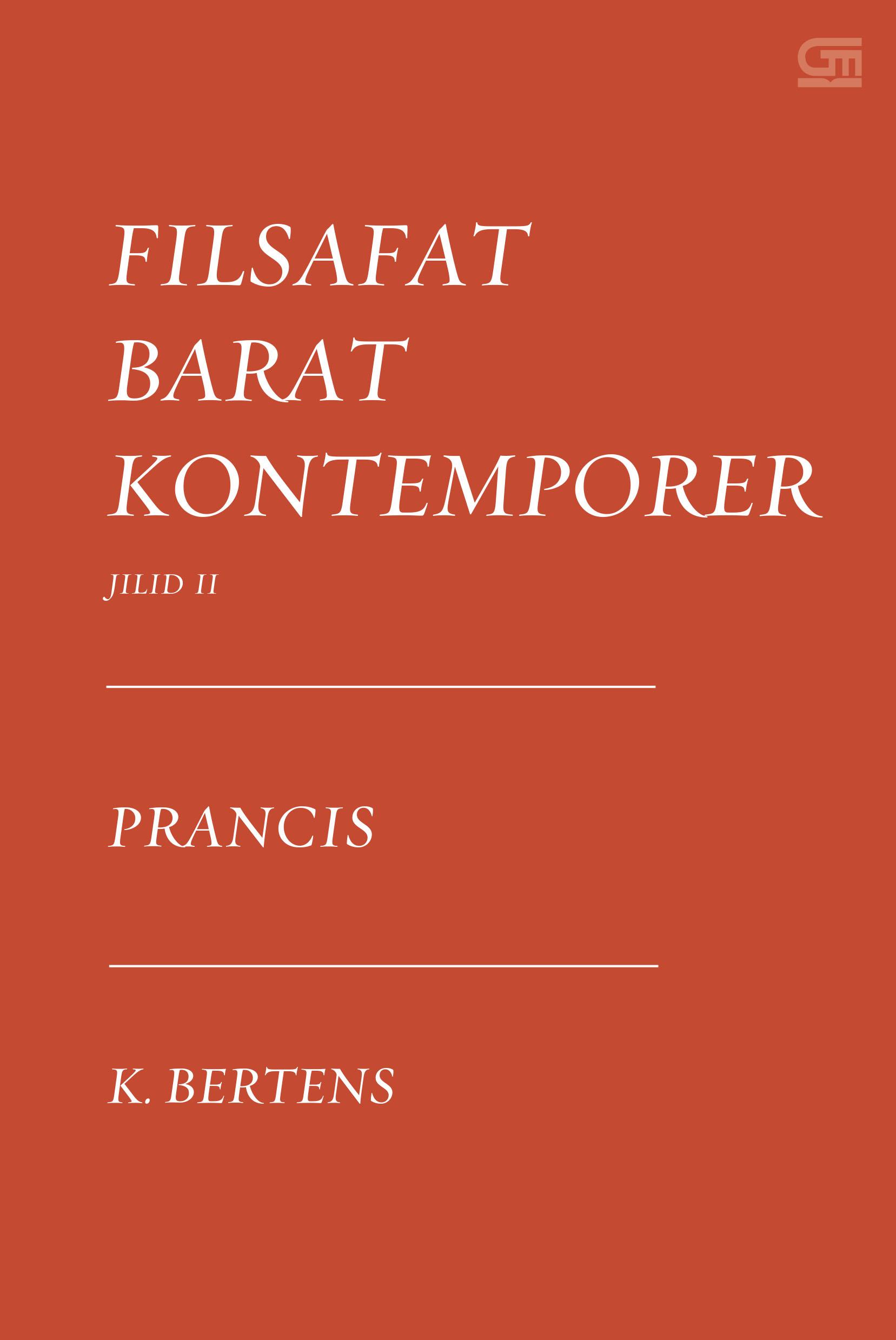 Filsafat Barat Kontemporer Prancis