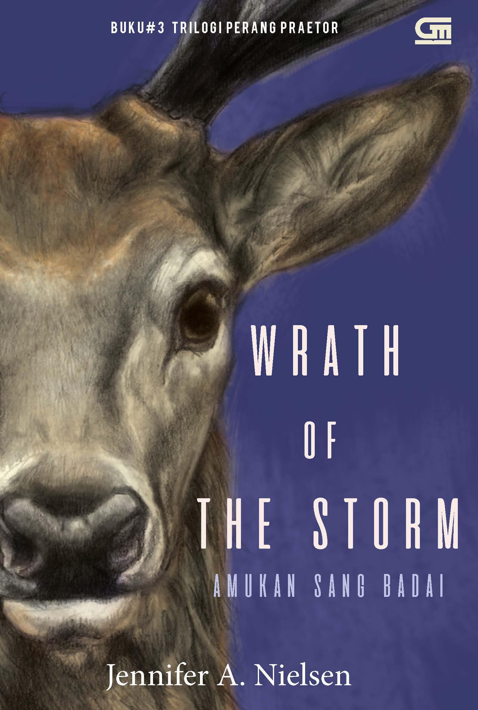Praetor War#3: Amukan sang Badai (Wrath of the Storm)