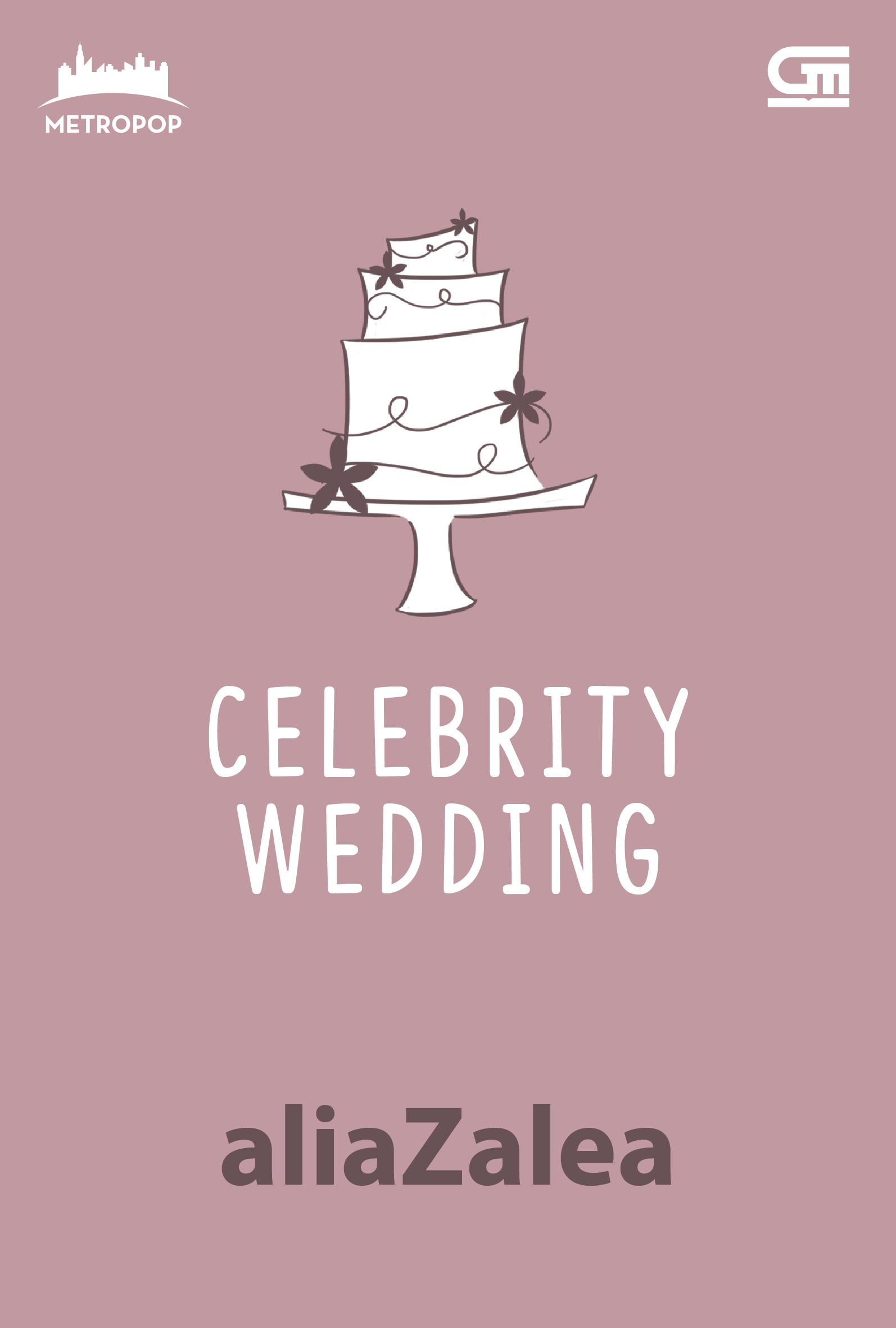 MetroPop: Celebrity Wedding (Cover Baru)