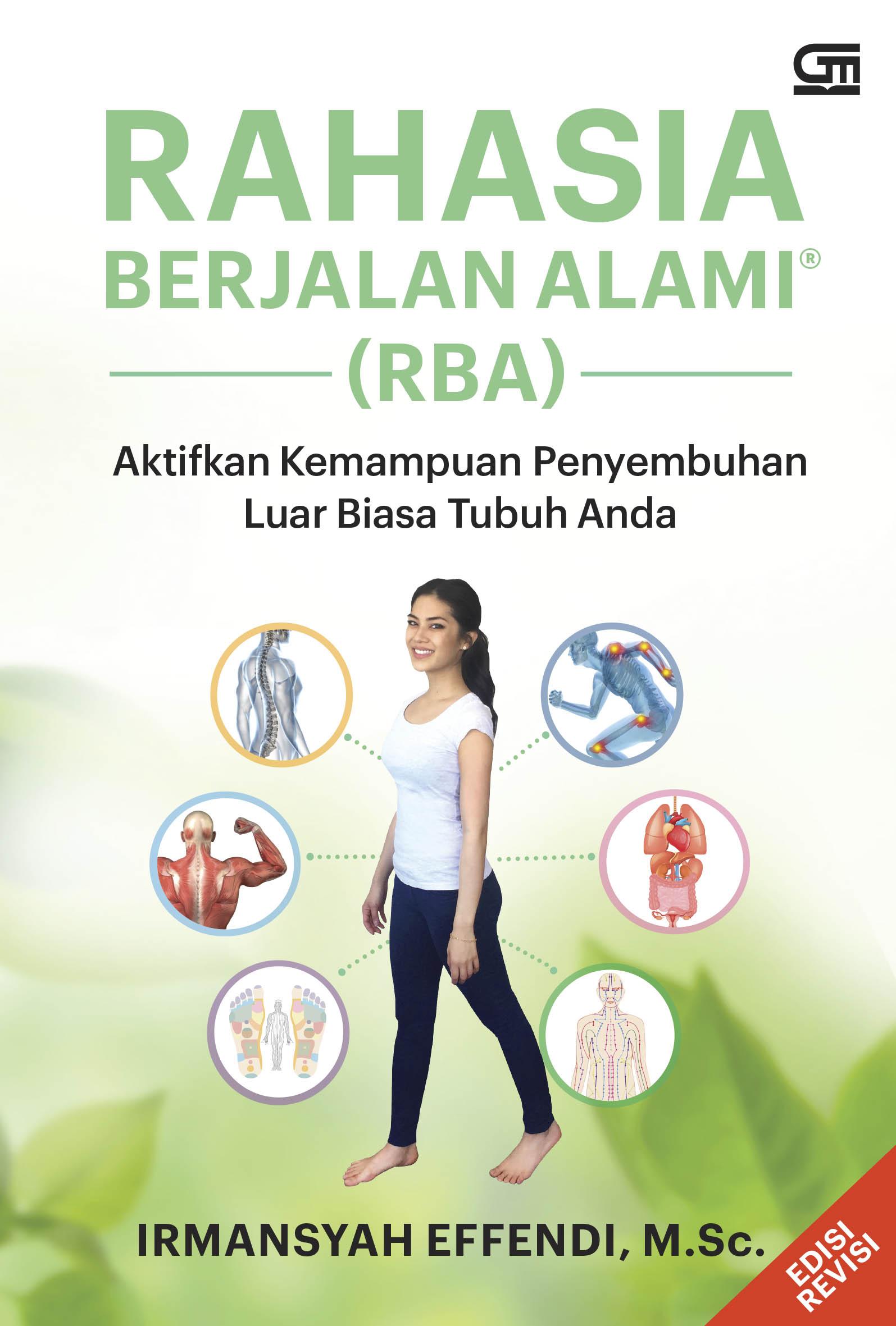 Rahasia Berjalan Alami (ed. Revisi)