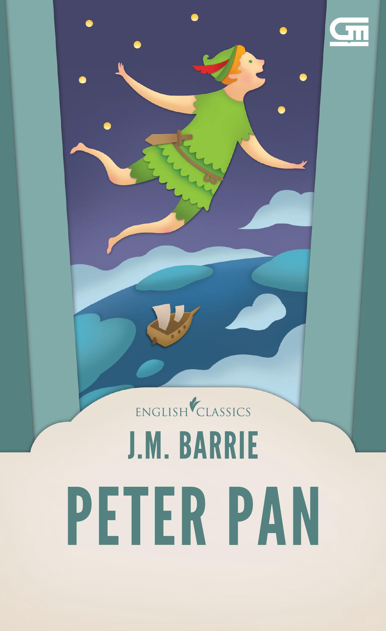 English Classics: Peter Pan
