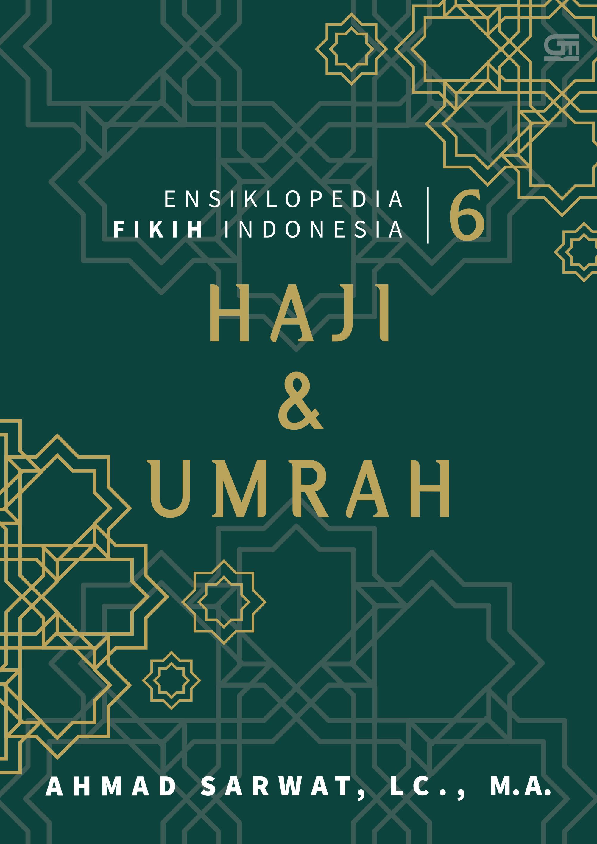 Ensiklopedia Fikih Indonesia: Haji & Umrah