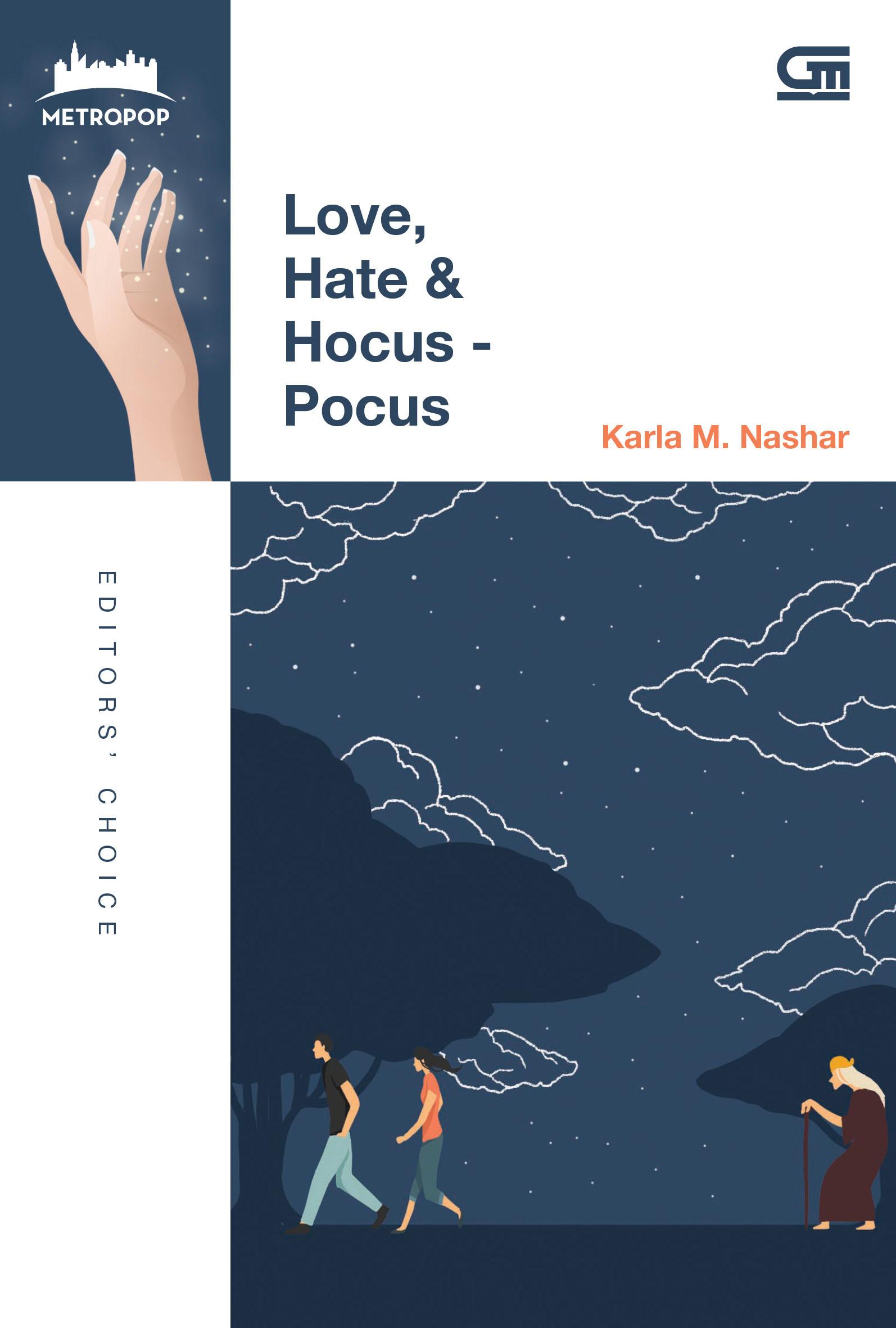 MetroPop Klasik: Love, Hate & Hocus-Pocus