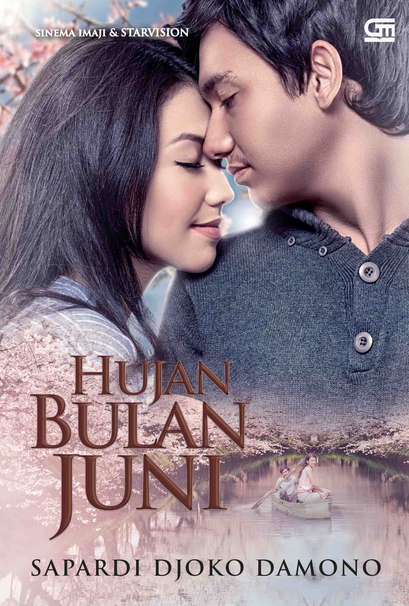 Hujan Bulan Juni- Sebuah Novel (Cover Film)