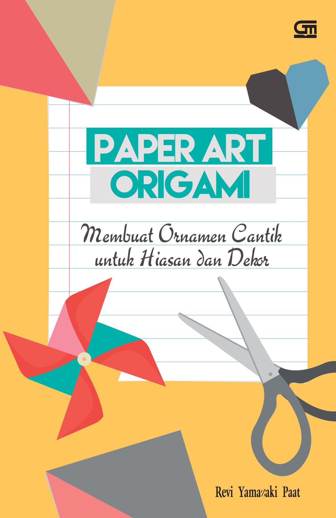 Paper Art Origami: Ornamen Cantik untuk Hiasan dan Dekor