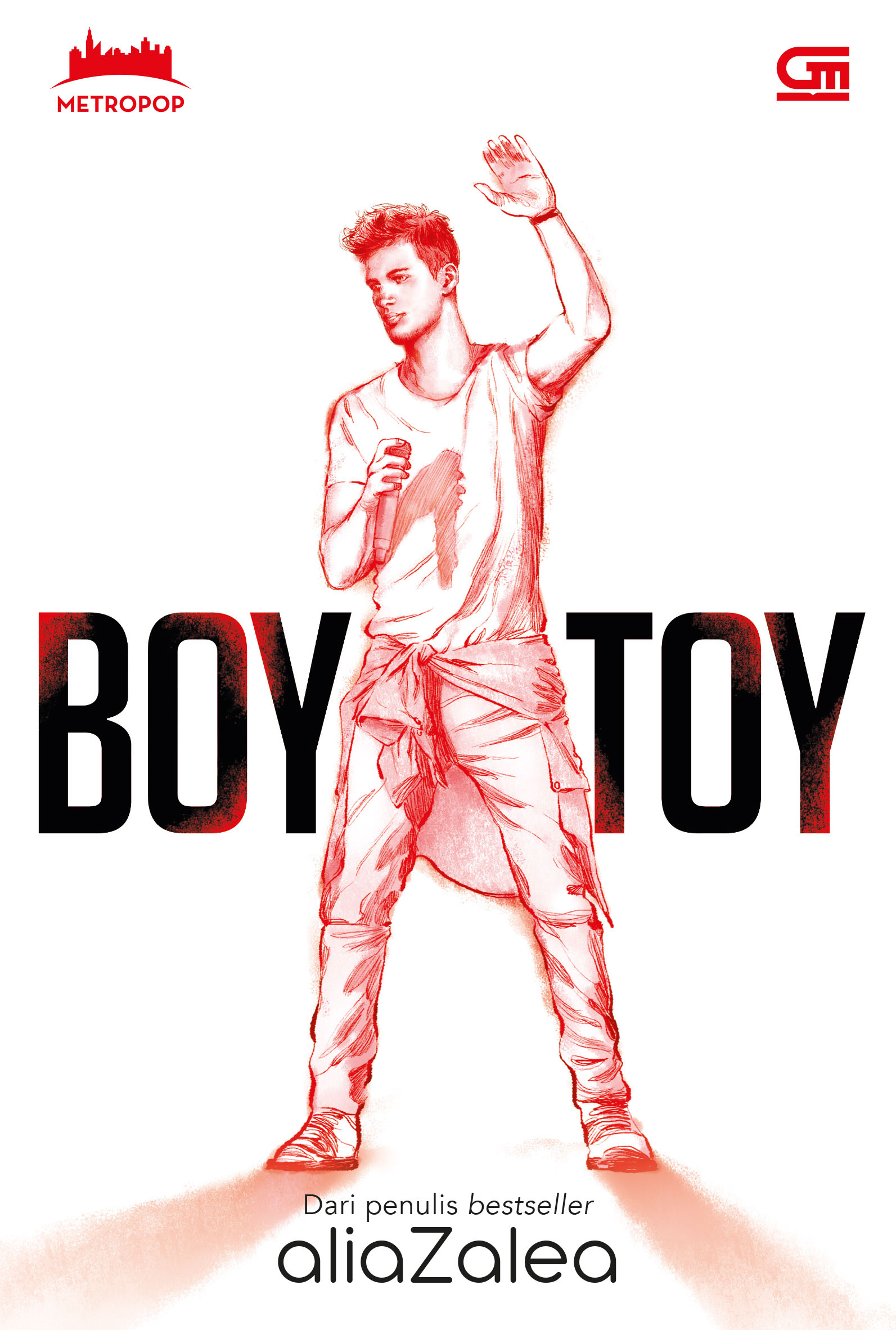 MetroPop: Boy Toy