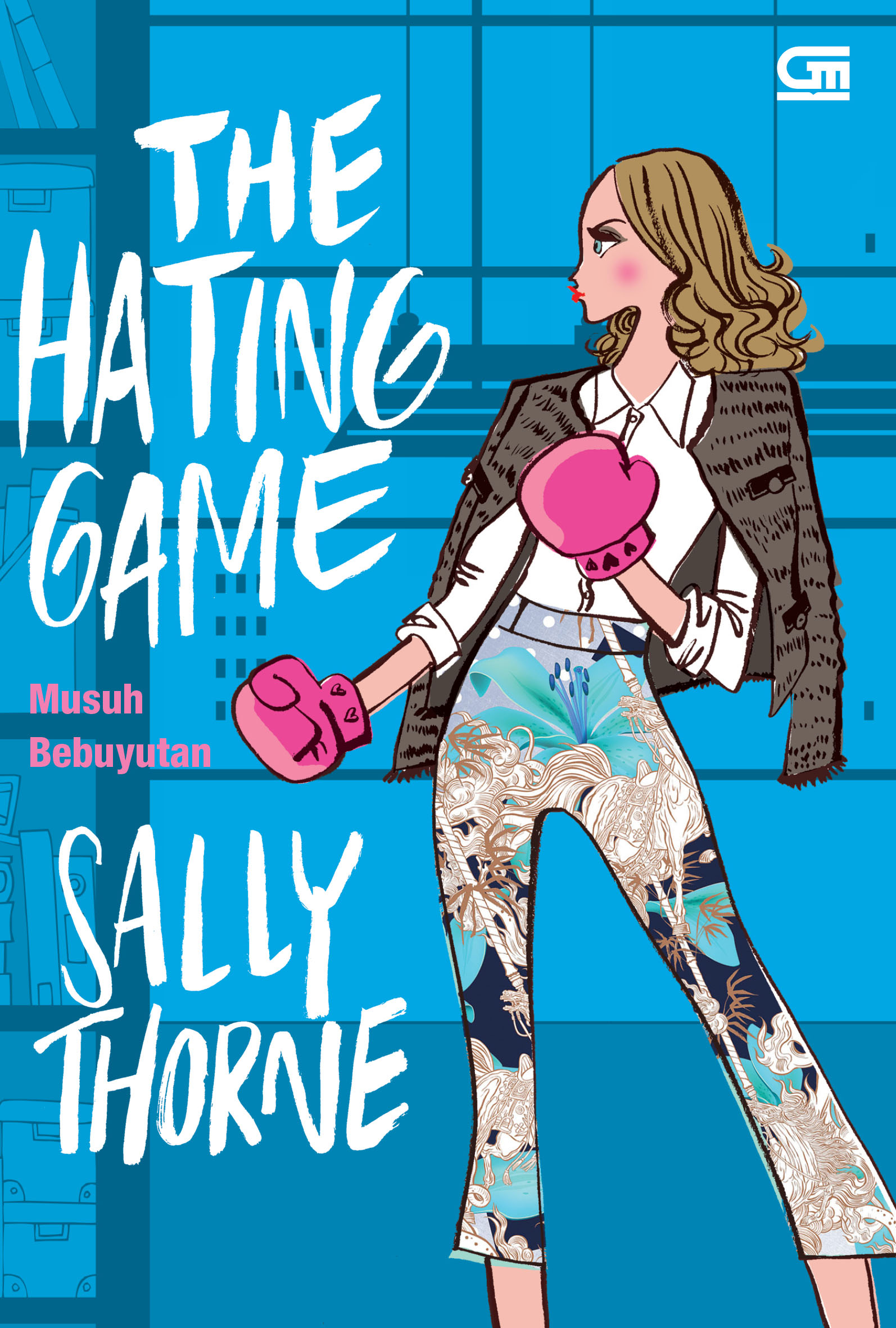 ChickLit: Musuh Bebuyutan (The Hating Game)