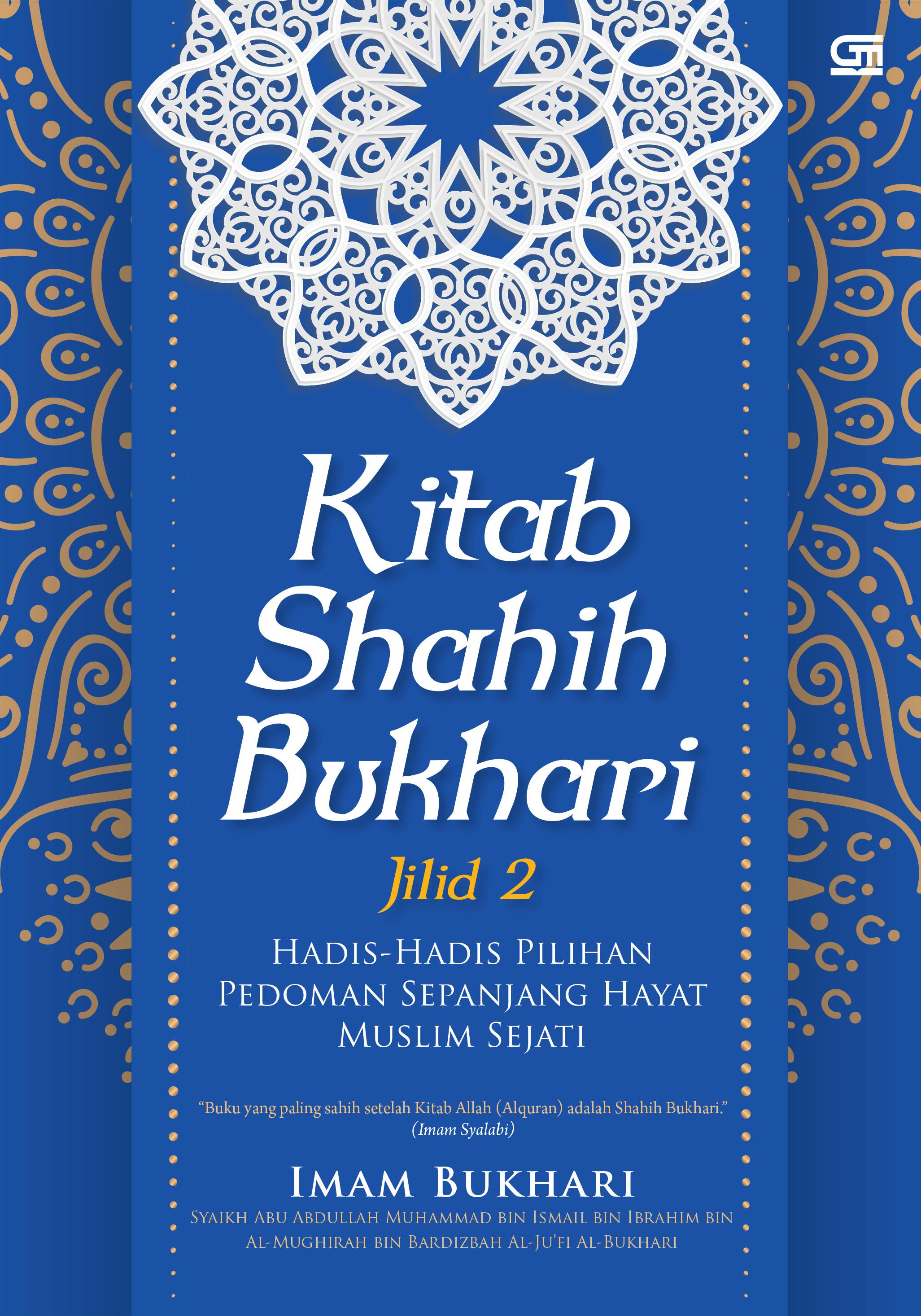 Kitab Shahih Bukhari Jilid 2 (HC)