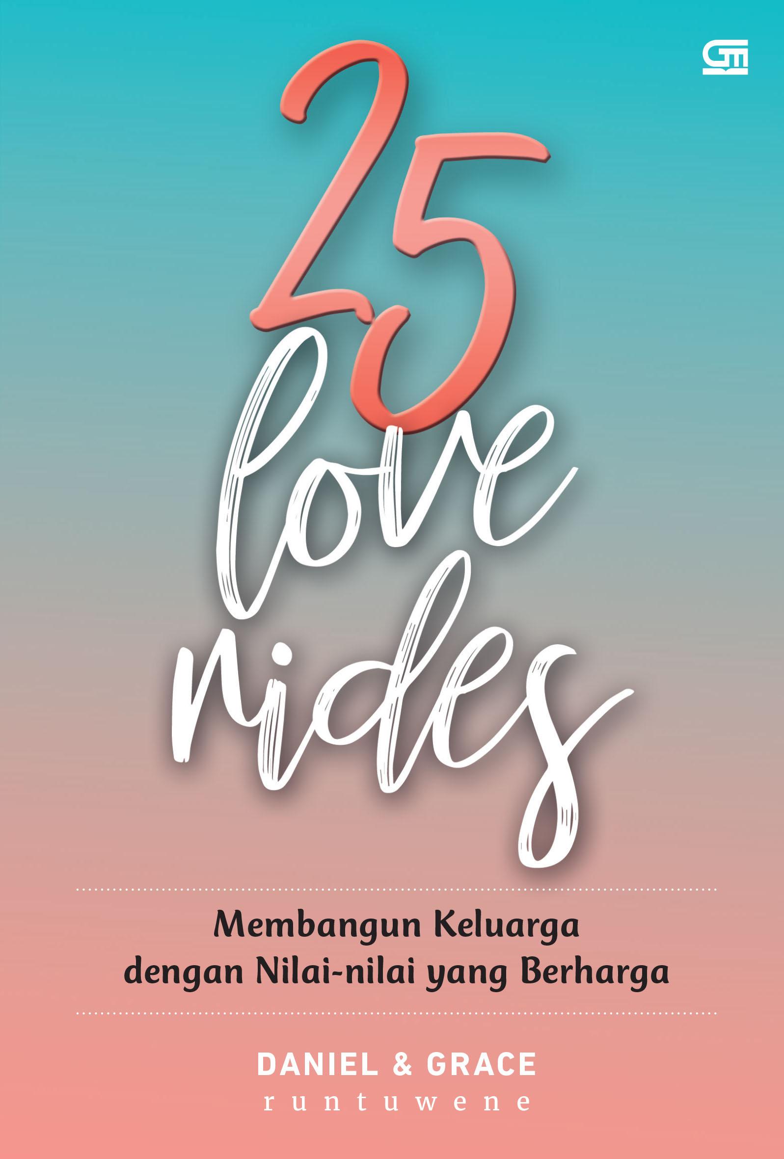 25 Love Rides