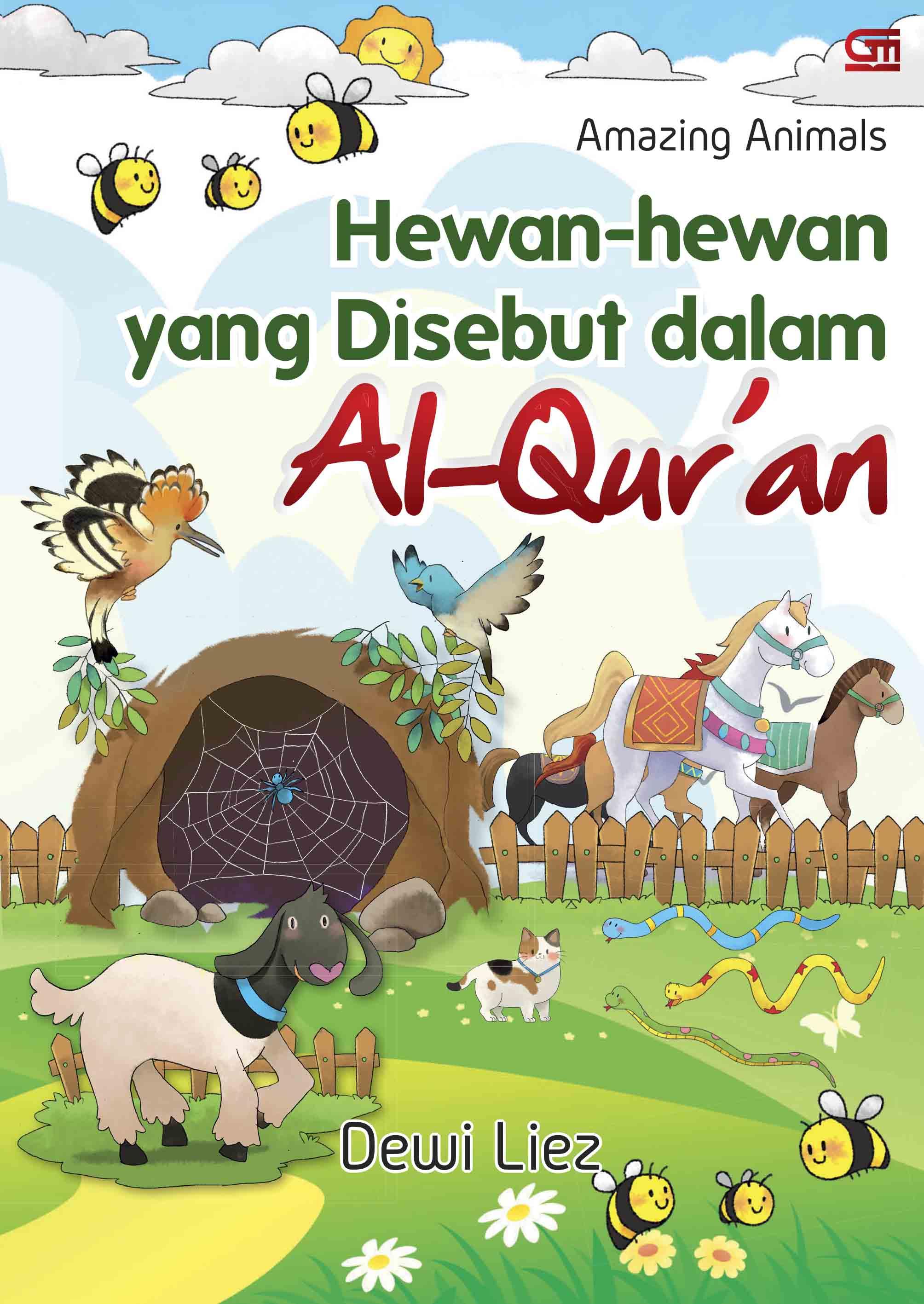 Hewan-Hewan yang disebut dalam Al-Qur  an