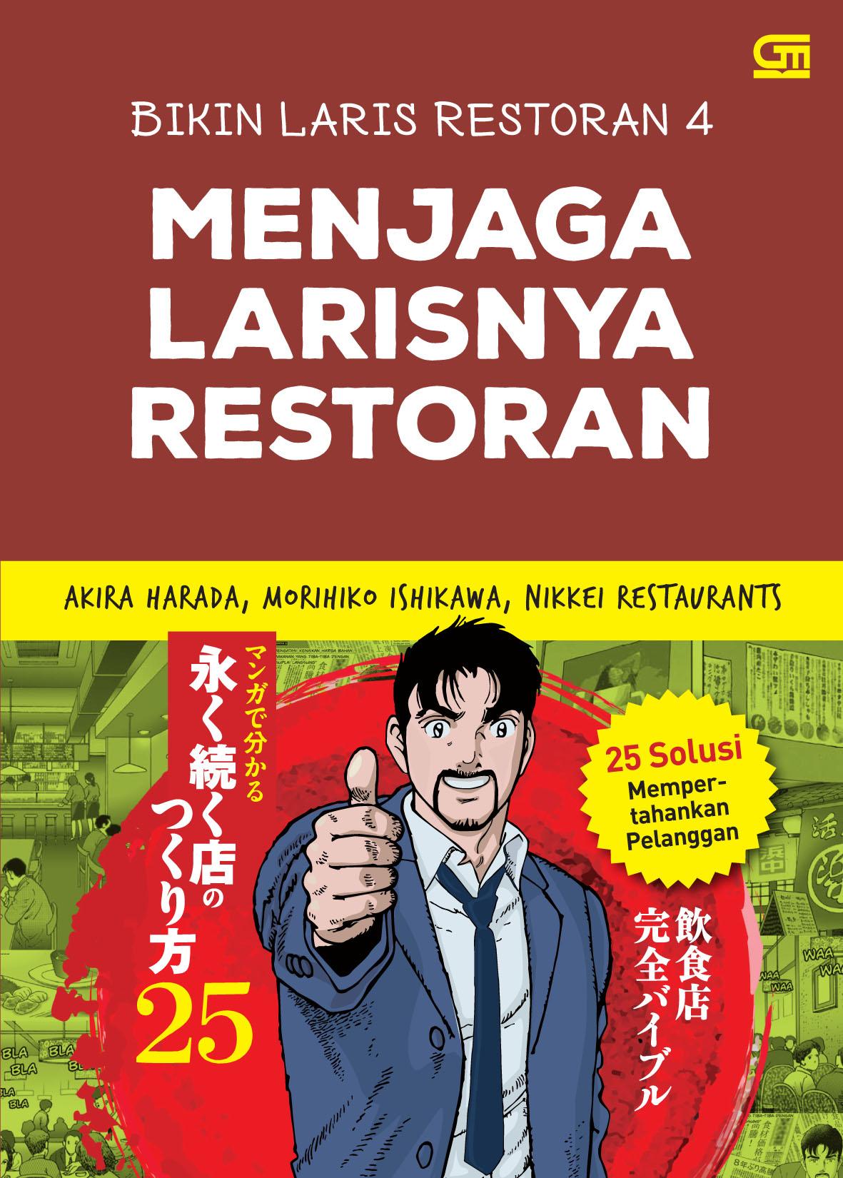 Bikin Laris Restoran 4