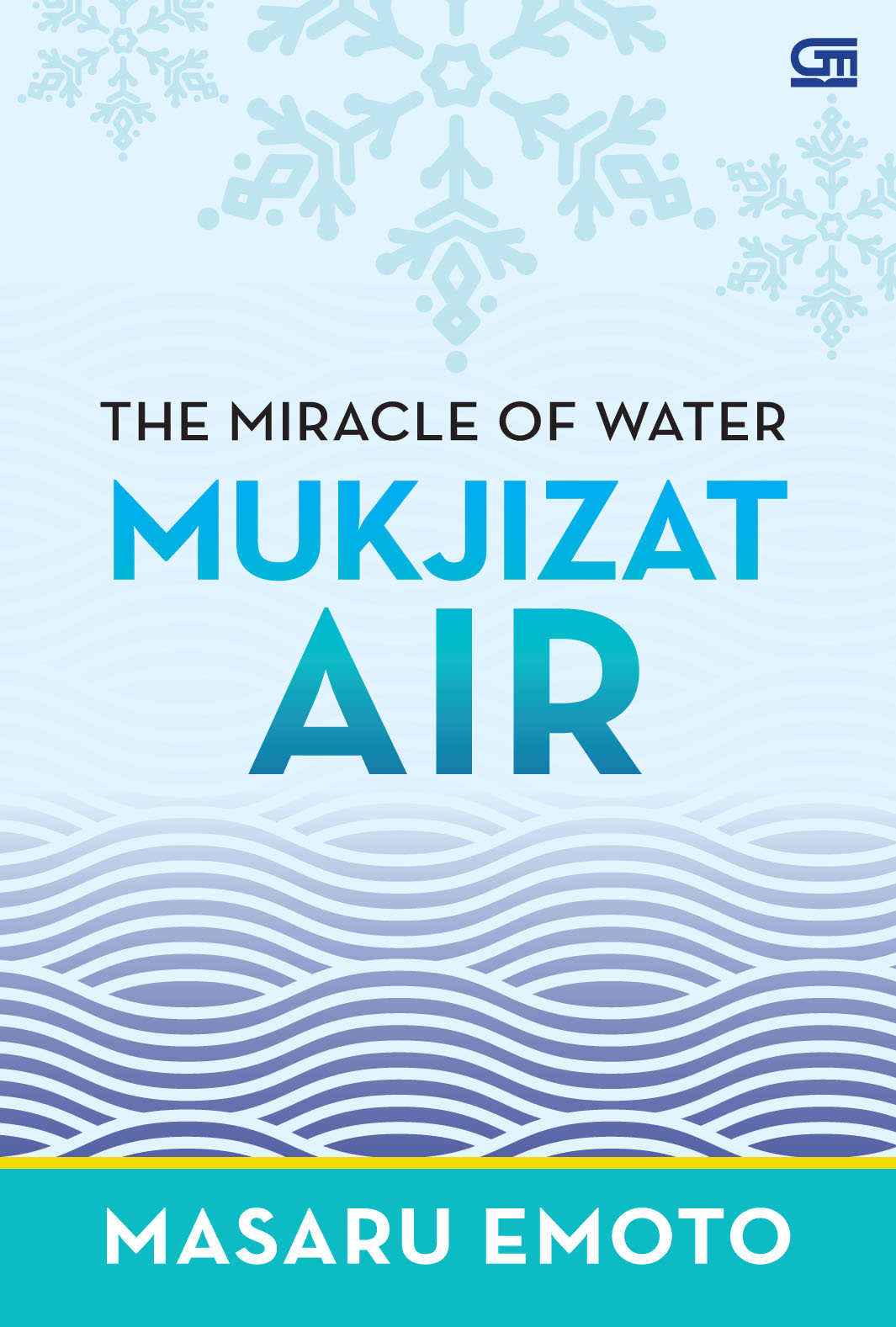 The Miracle of Water (Cover Baru)
