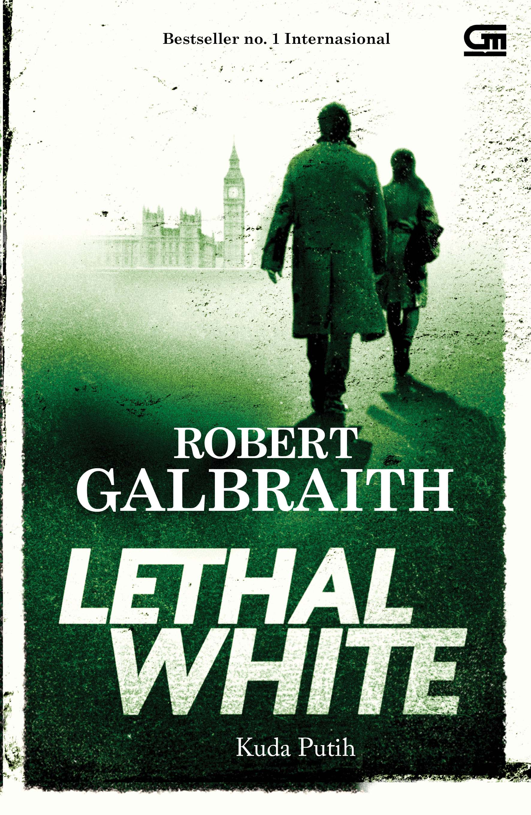 Cormoran Strike #4: Kuda Putih (The Lethal White)
