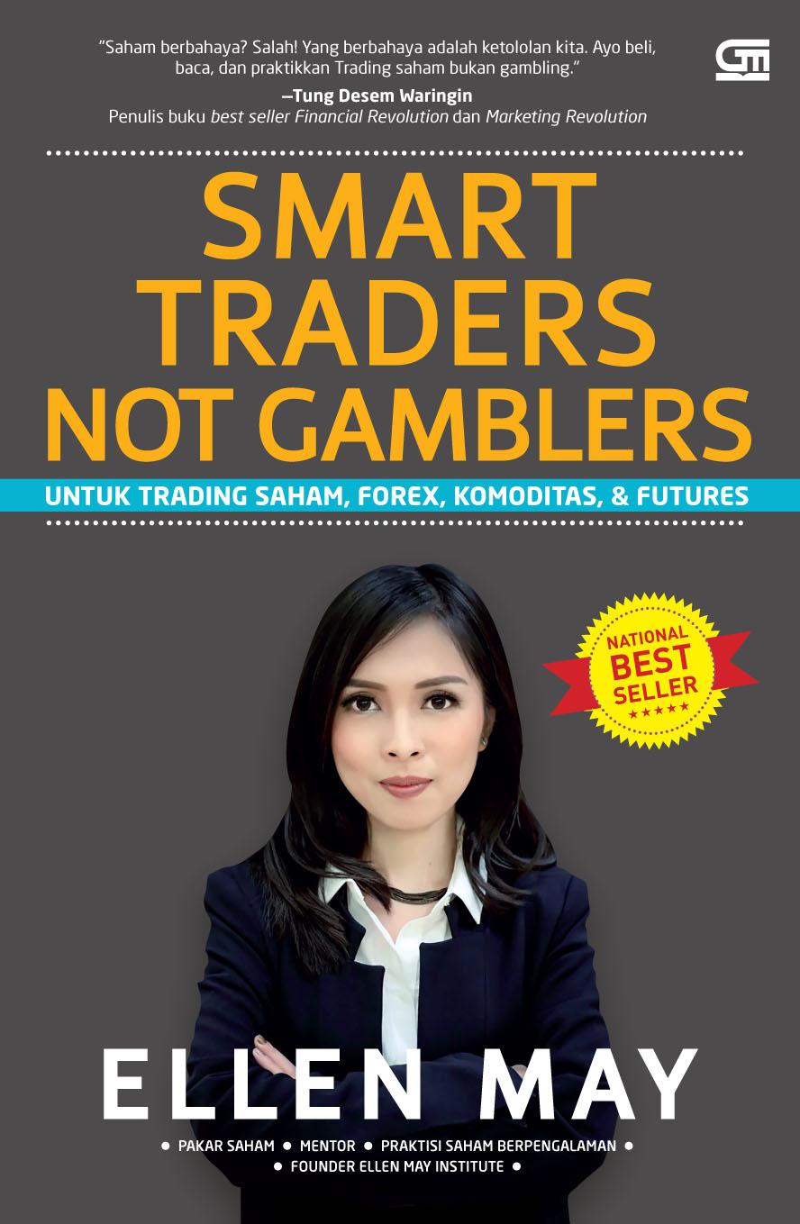 Smart Traders Not Gamblers + CD (Cover Baru)