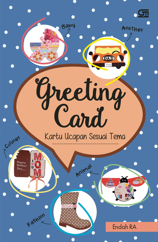 Greeting Card: Kartu Ucapan Sesuai Tema