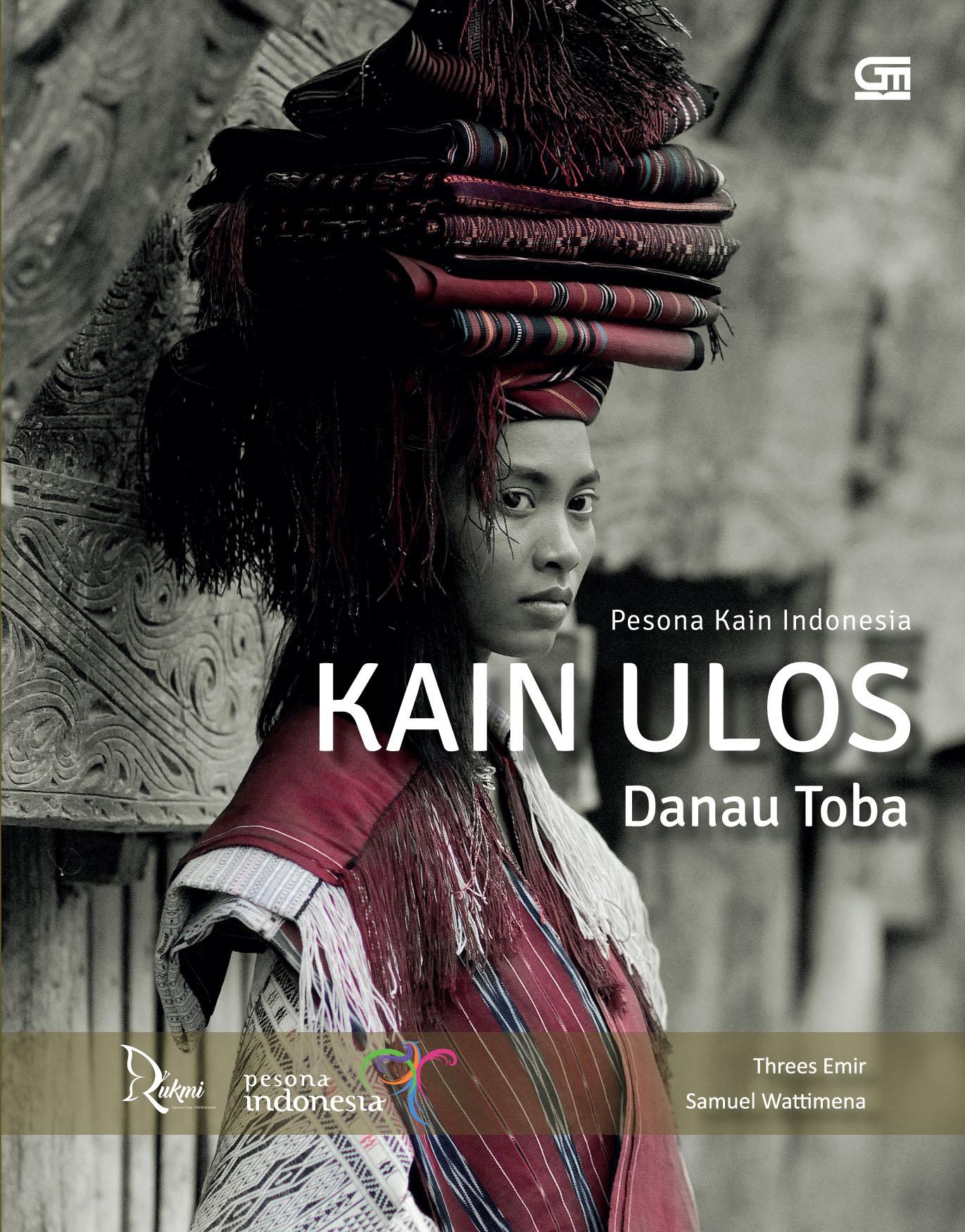 Pesona Kain Indonesia: Kain Ulos Danau Toba