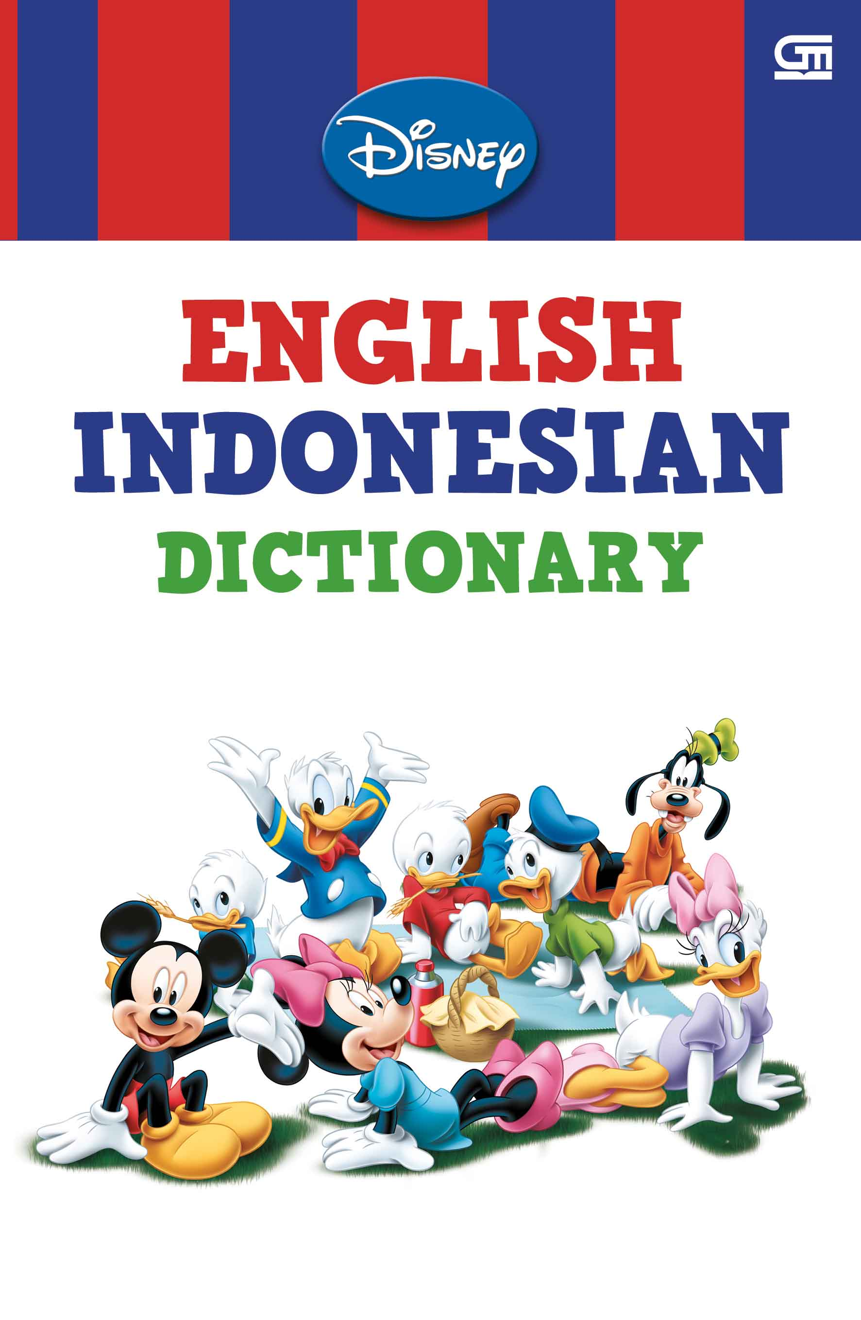 Disney English - Indonesia Dictionary (SC)
