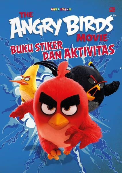Angry Birds Movie: Buku Stiker dan Aktivitas
