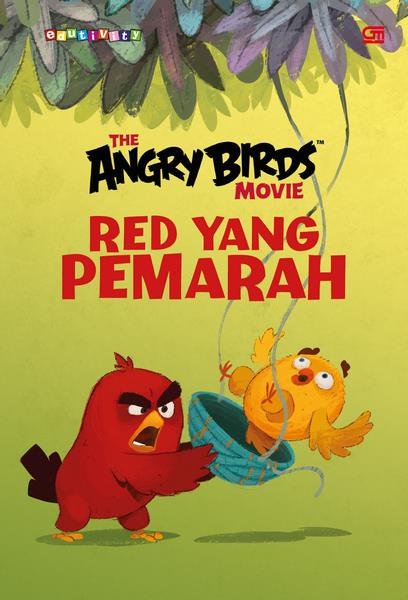 Angry Birds Movie Seeing Red