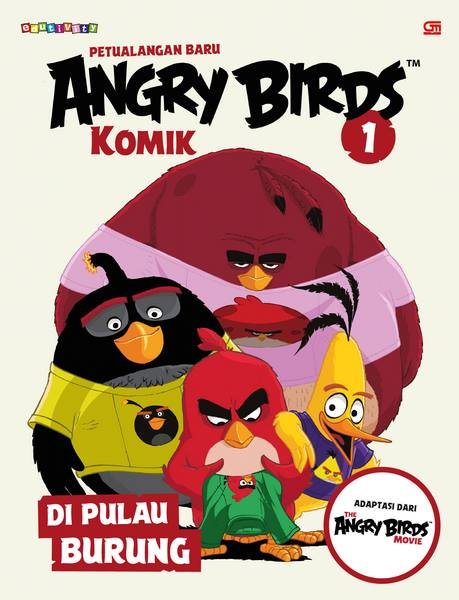 Angry Birds: Di Pulau Burung---Birds of a Feather
