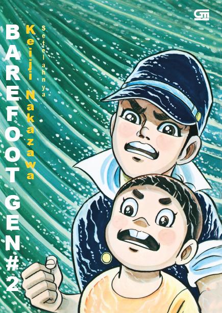 Barefoot Gen Jilid 2: Setelahny