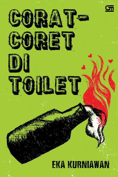 Corat-Coret di Toilet (cover baru 2016)