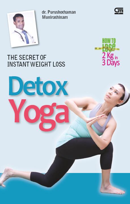 Detox Yoga edisi bahasa inggris