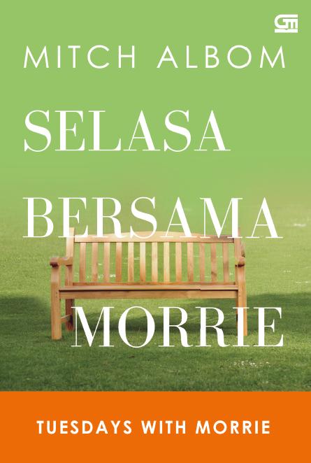 Selasa Bersama Morrie *Cover Baru