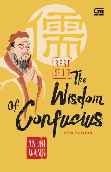 The Wisdom of Confucius HC (CU ganti cover)
