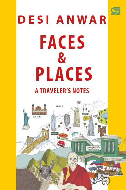 Faces & Places (English Edition)