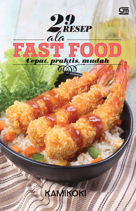 29 Resep Fast Food