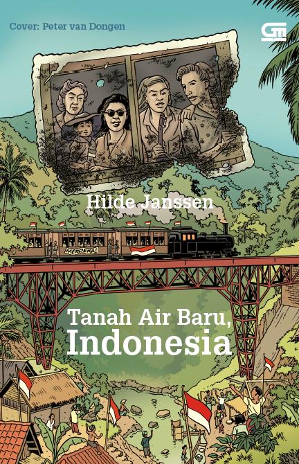 Tanah Air Baru, Indonesia (Enkele Reis Indonesie)