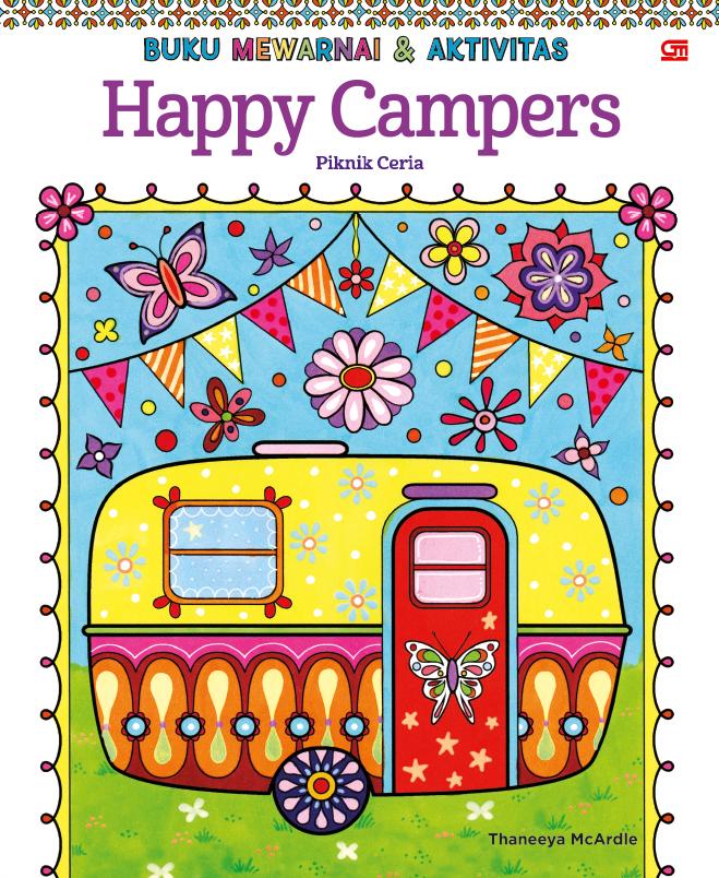 Piknik Ceria (Happy Campers)