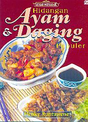 Hidangan Ayam Dan Daging Populer