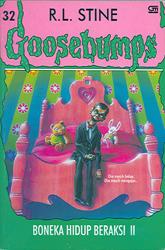 Goosebumps : Boneka Hidup Beraksi II