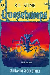 Goosebumps : Kejutan di Shock Street
