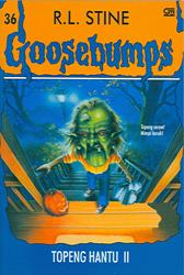 Goosebumps : Topeng Hantu II