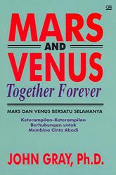 Mars and Venus Together Forever - Mars dan Venus Bersatu Selamanya