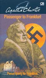 Penumpang ke Frankfurt - Passeger to Frankfurt