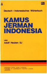 Kamus Jerman-Indonesia