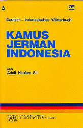 Kamus Jerman-Indonesia (HC)