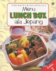 Menu Lunch Box Ala Jepang 2