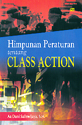 Himpunan Peraturan tentang Class Action