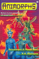 Animorphs: Petualangan di Planet Leera