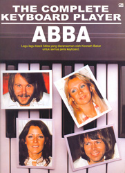 The Complete Keyboard Player ABBA