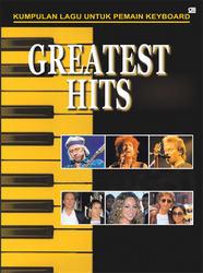 Kumpulan Lagu untuk Pemain Keyboard: Greatest Hits
