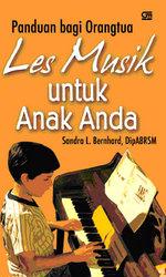 Les Musik untuk Anak Anda - Panduan Bagi Orangtua